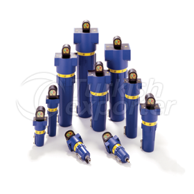 Low-Middle Compressed Air Filter