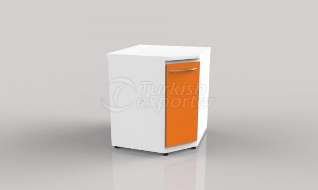 Угловой шкаф без раковины - LC13