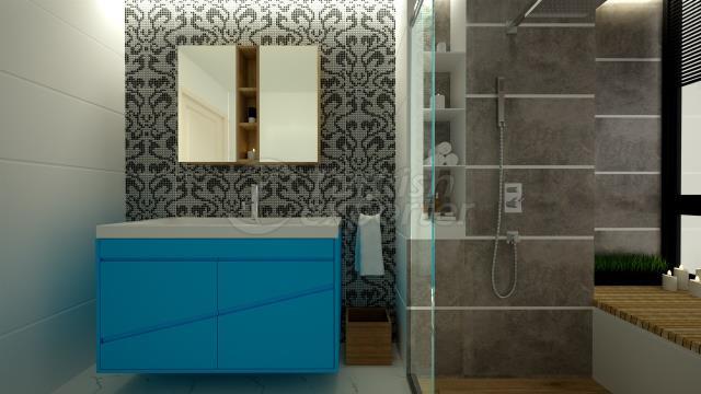 Zenon Bath Furniture