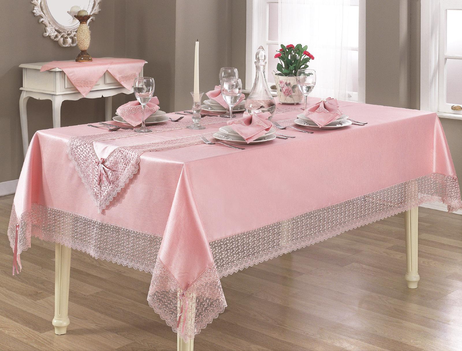 Table Cloth and Napkin Set