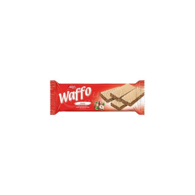 Waffo Fındık Kremalı Gofret