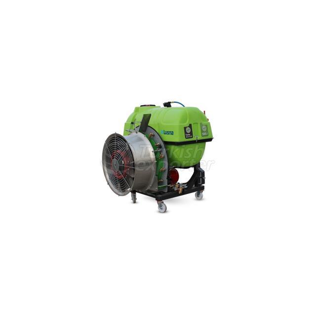 500 Lt. With Membrane Pump
