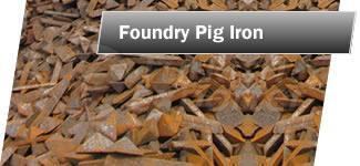 Foundry Pig Iron