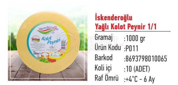 Oiled Collet Cheese