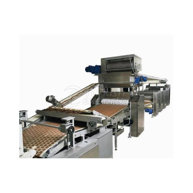Combined System Biscuit Line Capacty