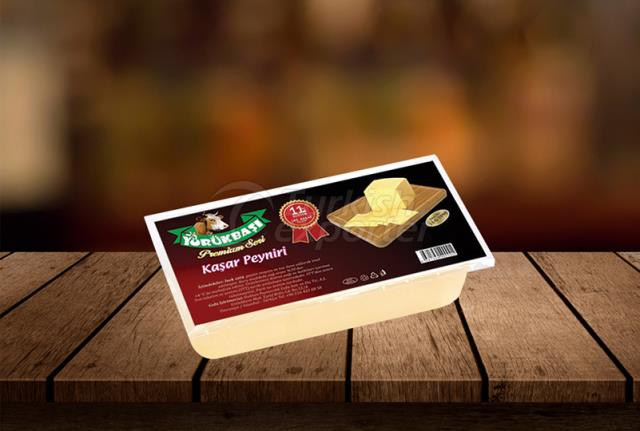 Fresh Kashar Cheese 2000 Gr
