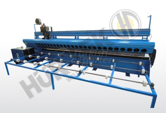 Plate Connection And Rollbond WeldIng Equipments