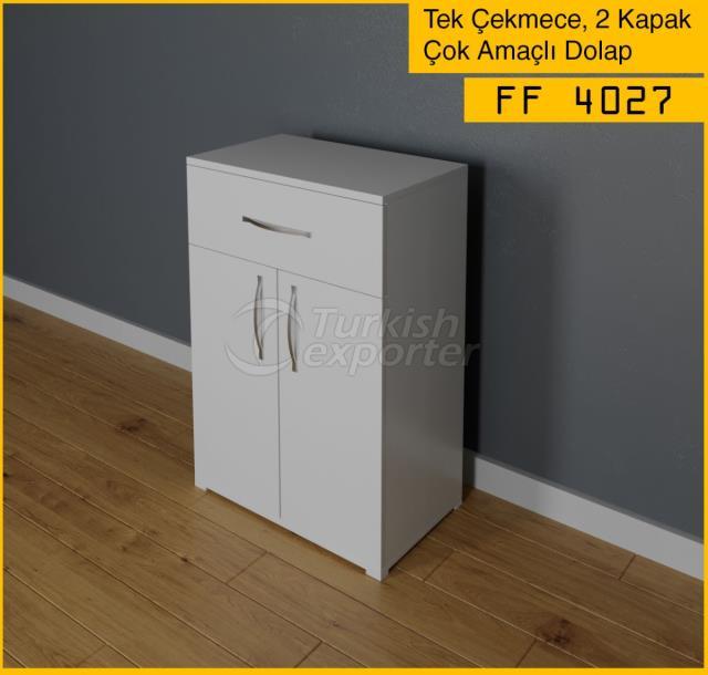 FF 4027 خزانة ذات درج واحد