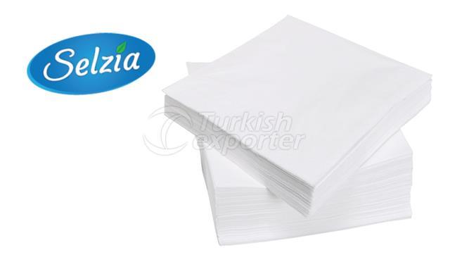 Guardanapos de papel de mesa Selzia