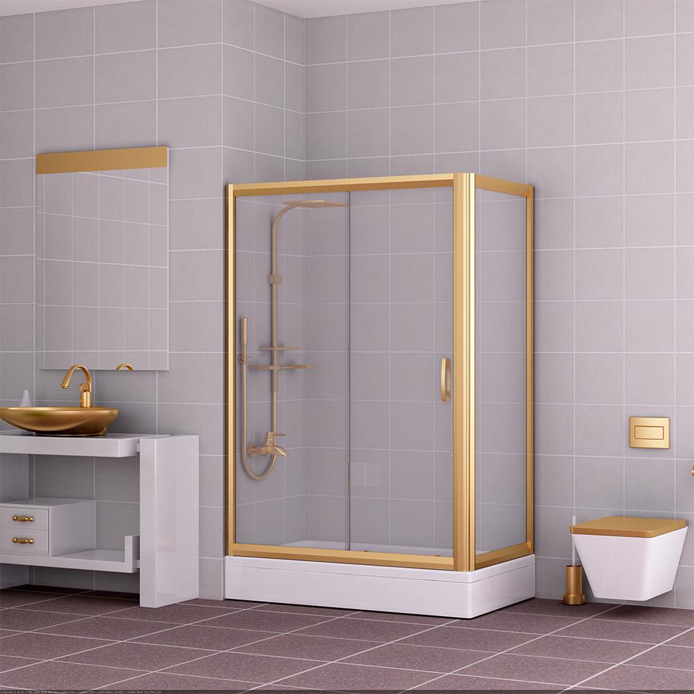 Corner Shower Cabins H 180