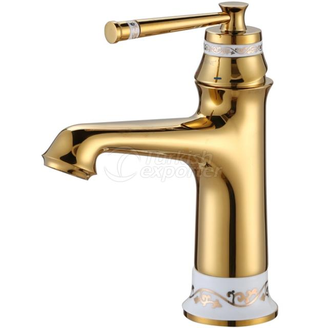 solid brass basin faucet
