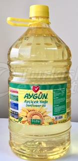 05 Lt Pet Yuv. Refined Sunflower Oil