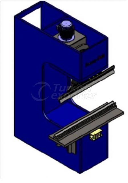 HCP870 - 20120Single Column- Bending Presses