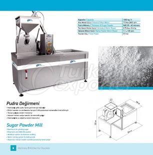 Sugar Powder Mill