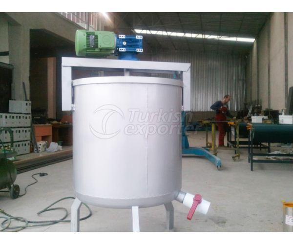 Frame Mortar Mixing Machine