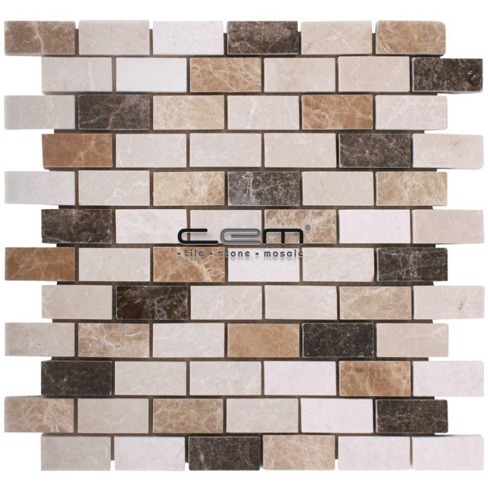 Spanix Mix Marble Mosaic