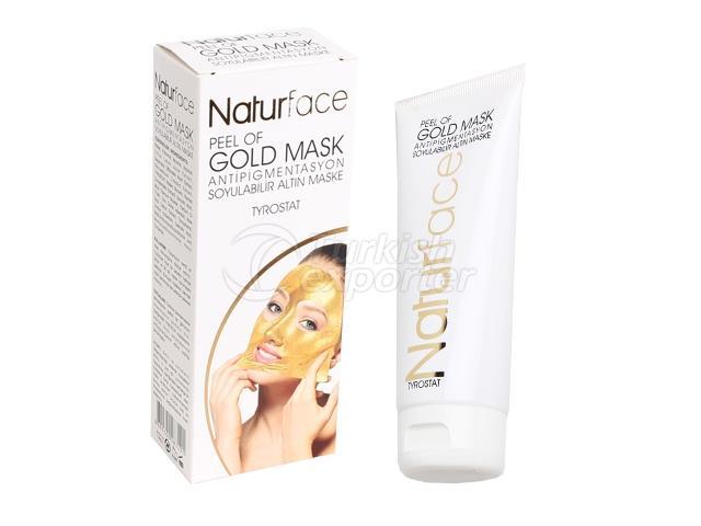 Peelable Gold Mask Tube 100 ml