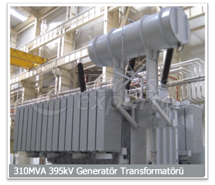 Generator Transformers