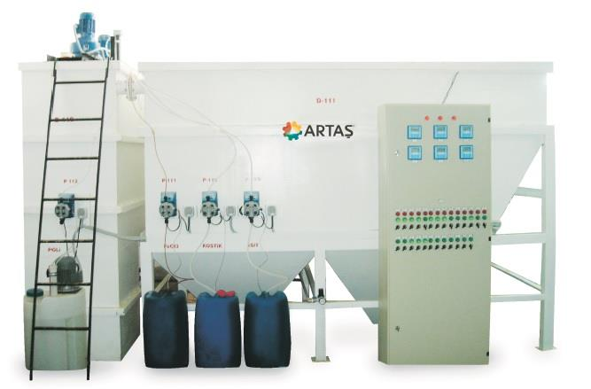 kimpak® Packaged Chemical Wastewater Treatment Units