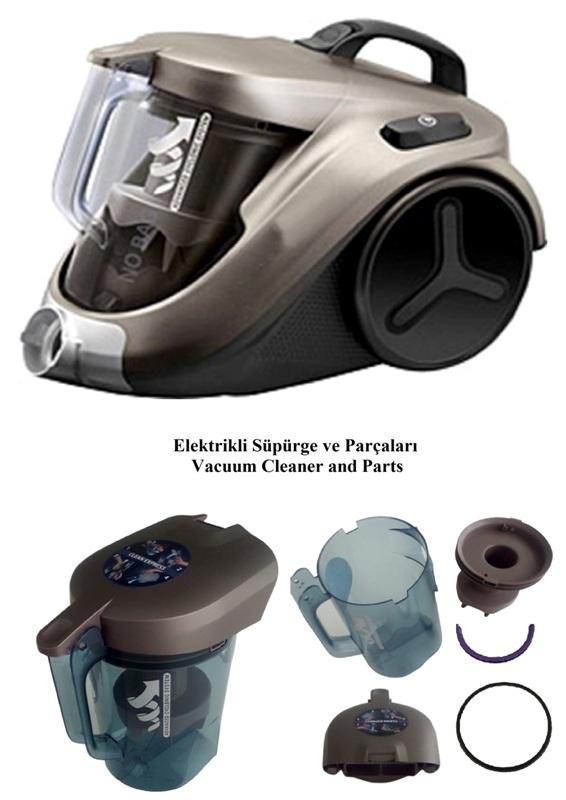 Vacuum Cleaner Plastic Parts