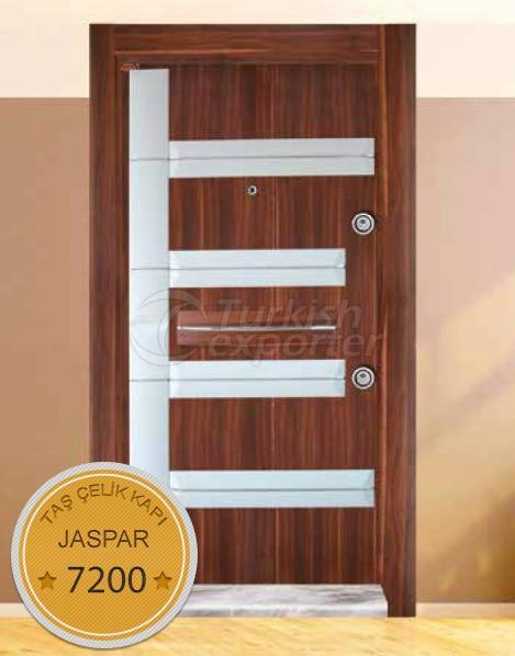 Çelik Kapı - Jaspar 7200