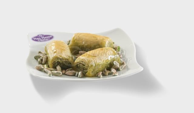 Baklava spéciale aux pistaches