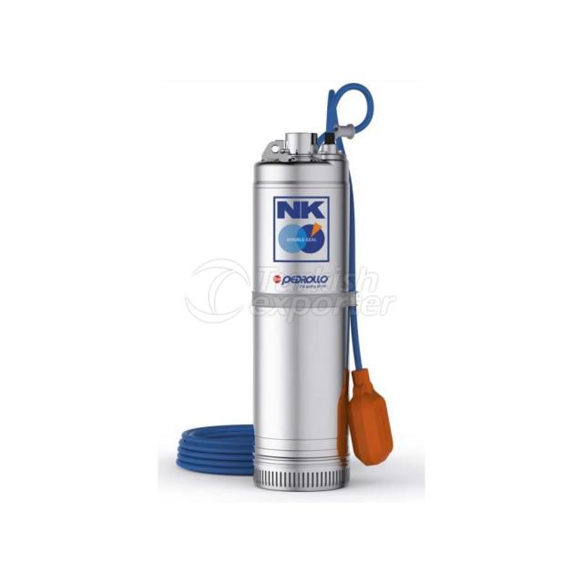 Well Pumps-Stainless Steel - NKm Series