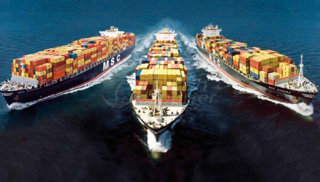 Deniz Taşımacılığı