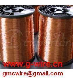 Corona-Resistant Enameled Copper Wire