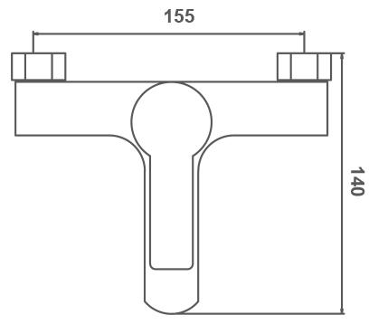 Vayra Bathroom Faucet