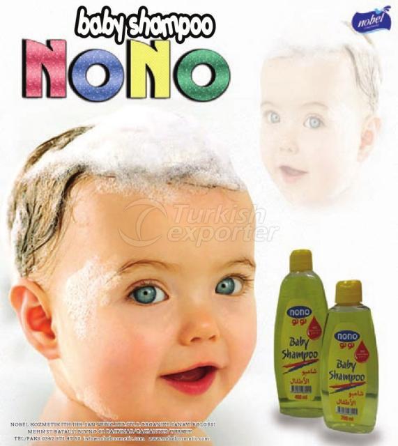 Baby Shampoo Nono