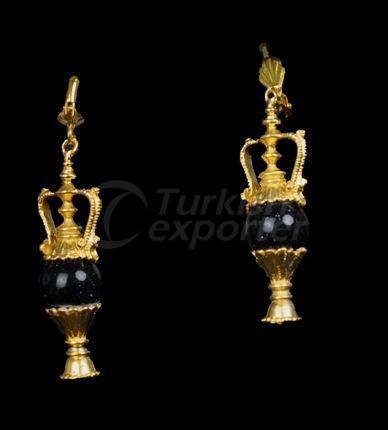 Earrings KP3