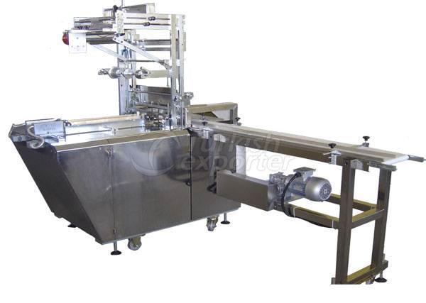 PVC Bantlı Zarf Tipi Ambalaj Makinesi VM.009-1