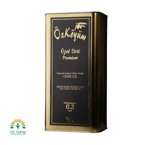 Oz Koyum Premium Olive Oil 5 LT  - Special Edition