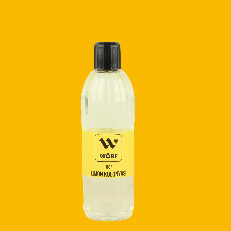 Lemon Cologne 250 & 400 ml