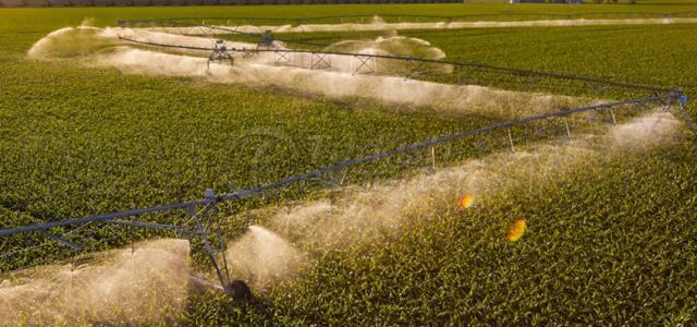 Valley Center Pivot Irrigation Systems