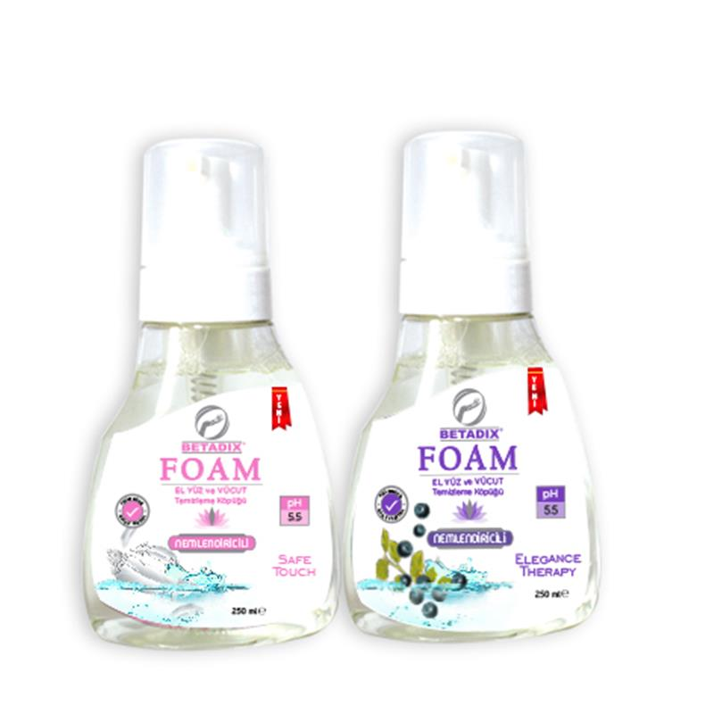 Foam Disinfectant Hand Soap-BETADIX