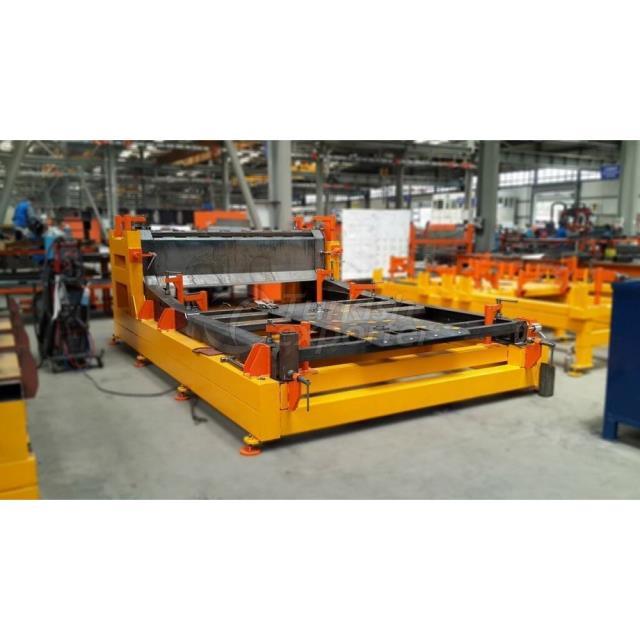 Welding And Assembly Fixtures