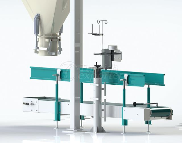 Feed Packing Scale
