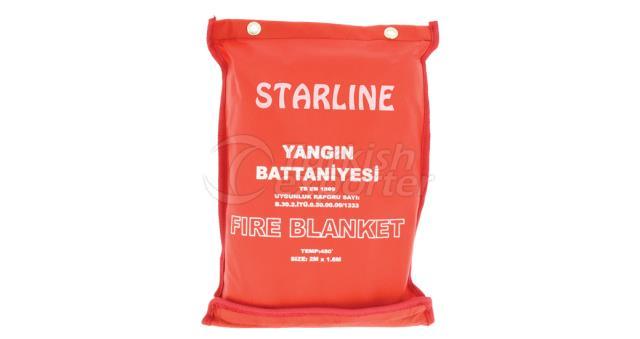 بطانية إطفاء الحريق