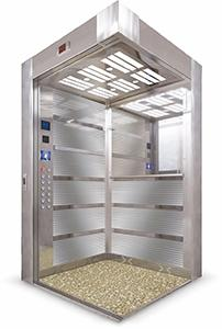 Elevator Cabin SG-02