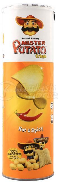 """Mister Potato""  Hot Spicy"