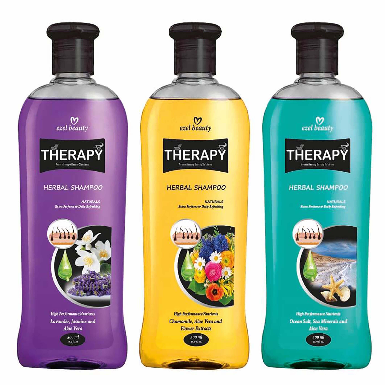 Ezel Herbal Shampoo 500 ml