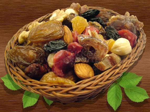 Mixed Driedfruit