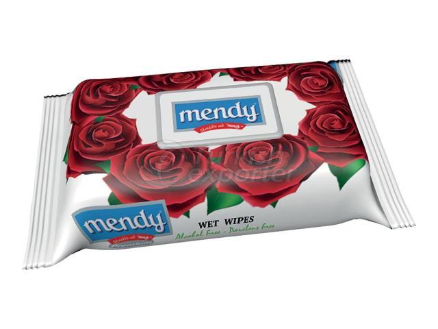 Mendy - Wet Towel Rose