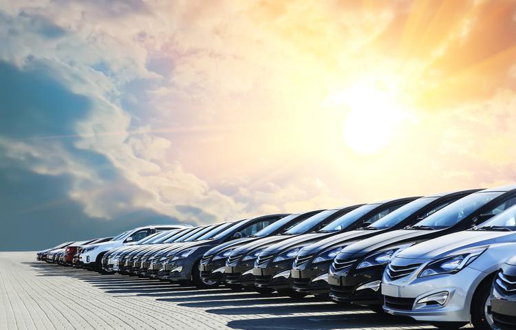 Peças e acessórios de plástico da indústria automotiva