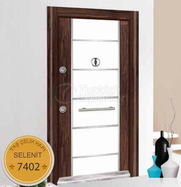Çelik Kapı - Selenit 7402