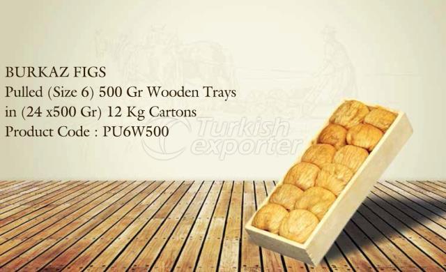 Dried Figs PU6W500