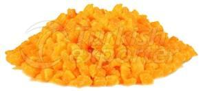 Diced Apricot