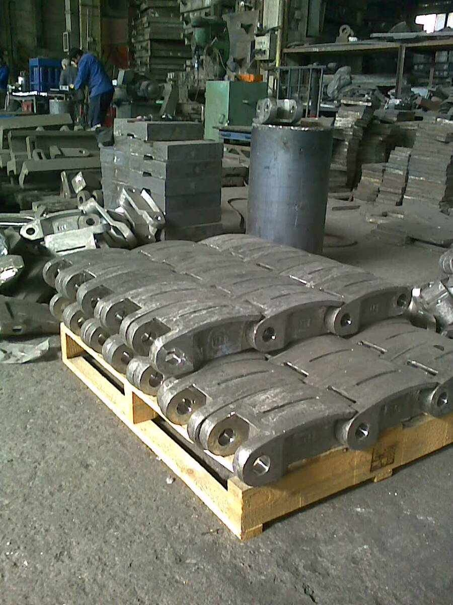 Casting Products - Energy Sector